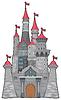 ID 3497609 | Mittelalter und Fantasie-Schloss | Stock Vektorgrafik | CLIPARTO