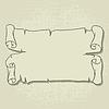 Old scroll Seite Hintergrund für Ihre Entwürfe und