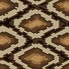 Nahtloses Muster der Python-Schlangenhaut