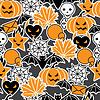 Halloween-Hintergrund