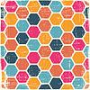 ID 3504635 | Абстрактный геометрический ретро-фон | Векторный клипарт | CLIPARTO