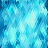 Nahtlose abstrakte geometrische Muster mit Rauten