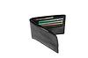 Czarny portfel | Stock Foto