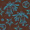 Boże Narodzenie bez szwu | Stock Vector Graphics
