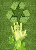 生态理念 | 免版税照片