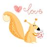 Liebe Eichhörnchen