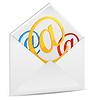 Ikona e-mail | Stock Vector Graphics
