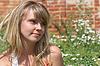 Piękne dziewczyny na zewnątrz | Stock Foto