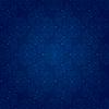 Floral vintage nahtlose Muster auf blauem Hintergrund