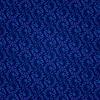 Blue vintage floral seamless pattern