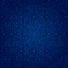 Vintage floral nahtlose Muster auf blauem
