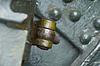 Mechanizm szczegółów żelaza | Stock Foto