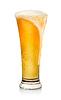 玻璃啤酒 | 免版税照片
