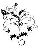 ID 3577688 | Floral branch | Klipart wektorowy | KLIPARTO