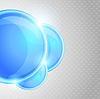 ID 3690122 | Bright background with blue circles | Stockowa ilustracja wysokiej rozdzielczości | KLIPARTO