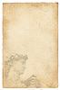 大卫雕塑的旧纸 | 免版税照片