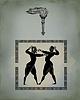 古希腊体育 | 光栅插图
