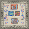 ID 3691873 | Old initials | Stockowa ilustracja wysokiej rozdzielczości | KLIPARTO
