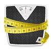 ID 3574068 | Gewichte und Maßband | Stock Vektorgrafik | CLIPARTO