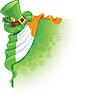 St. Patrick `s Day Ecke