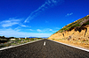 沥青路面 | 免版税照片