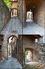 拱门 | 免版税照片