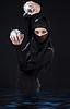 ID 3622779 | Ninja dance | Foto stockowe wysokiej rozdzielczości | KLIPARTO