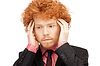 ID 3631319 | Nieszczęśliwy człowiek | Foto stockowe wysokiej rozdzielczości | KLIPARTO