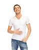 ID 3645402 | Full man in white shirt | Foto stockowe wysokiej rozdzielczości | KLIPARTO