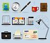 Office-Symbole Set