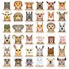 ID 3641056 | Tiere setzen neue große | Illustration mit hoher Auflösung | CLIPARTO