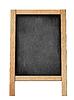 ID 3656926 | Standing blackboard for your offer or menu | Foto stockowe wysokiej rozdzielczości | KLIPARTO