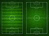 ID 3657385 | Piłka nożna lub boisko do piłki nożnej i boisko do widoku z góry | Stockowa ilustracja wysokiej rozdzielczości | KLIPARTO
