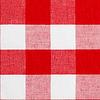 Echte nahtlose Muster von gingham traditionellen | Stock Foto