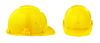 ID 3659146 | Dwa różne widoki żółty bezpieczeństwa kask z | Foto stockowe wysokiej rozdzielczości | KLIPARTO