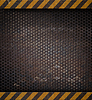 숨어 금속 또는 천공 그리드 배경 | Stock Foto