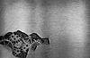 ID 3659338 | Metal background with mechanical damage and | Foto stockowe wysokiej rozdzielczości | KLIPARTO