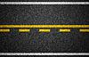 ID 3659865 | Asphalt Autobahn mit Straßenmarkierungen Hintergrund | Foto mit hoher Auflösung | CLIPARTO
