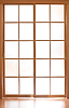 ID 3660783 | Glasschiebetür in japan style | Foto mit hoher Auflösung | CLIPARTO