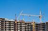 Wielopoziomowy budowlana | Stock Foto