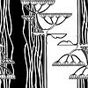 Tło kwiat gałęzi | Stock Vector Graphics