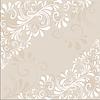 Hintergrund mit Ornamenten | Stock Vektrografik