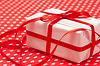 ID 3694866 | White Geschenk-Box mit roter Schleife | Foto mit hoher Auflösung | CLIPARTO
