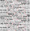 ID 3704739 | Kocham Cię w różnych językach | Klipart wektorowy | KLIPARTO