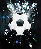 ID 4619760 | Sterne Explosionen und Fußball- | Illustration mit hoher Auflösung | CLIPARTO