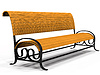 Park Bench | Stock Illustration