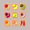 Köstliche Gemüse