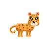 Leopard Lustig