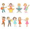 Kid Singen und Spielen Musikinstrumente Set
