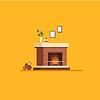 Wohnzimmer Wohnung Stil